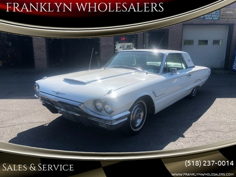 1965 Ford Thunderbird for sale in Cohoes, NY