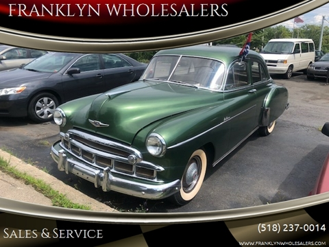 1949 Chevrolet Deluxe - 3 on the tree for sale in Cohoes, NY
