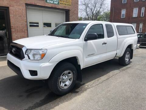 2012 Toyota Tacoma for sale at FRANKLYN WHOLESALERS in Cohoes NY