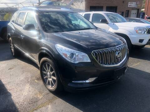 2017 Buick Enclave Leather for sale at FRANKLYN WHOLESALERS in Cohoes NY