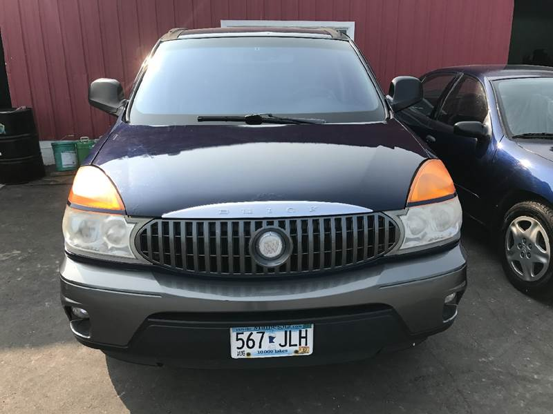 2002 Buick Rendezvous for sale at Reliable Auto in Cannon Falls MN