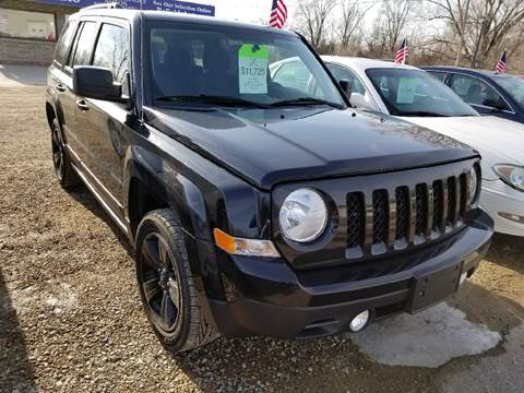 2013 Jeep Patriot for sale at Reliable Auto in Cannon Falls MN