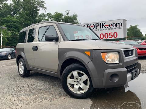 2004 Honda Element for sale in Howell, NJ