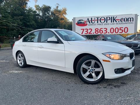 2013 BMW 3 Series for sale in Howell, NJ