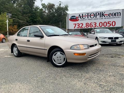 1995 GEO Prizm for sale in Howell, NJ