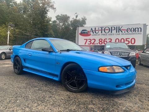1998 Ford Mustang for sale in Howell, NJ