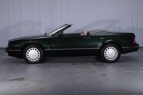 Cadillac Allante For Sale In Rolla Nd Carsforsale Com
