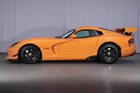 Dodge Viper Sale Carsforsale 2016 West Chester Pa Vipers