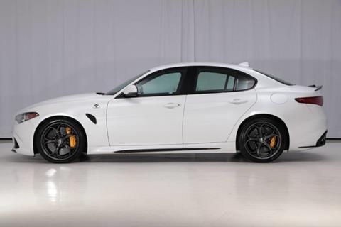 2017 Alfa Romeo Giulia Quadrifoglio for sale in West Chester, PA