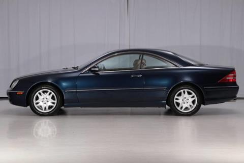 2000 Mercedes-Benz CL-Class for sale in West Chester, PA