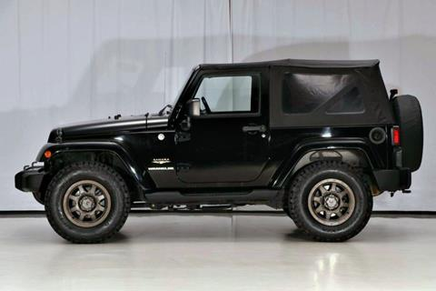 2012 Jeep Wrangler for sale in West Chester, PA
