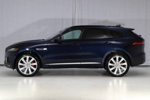 2019 Jaguar F-PACE S for sale at Sky Motor Cars in West Chester PA