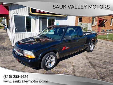 2003 GMC Sonoma for sale in Rock Falls, IL