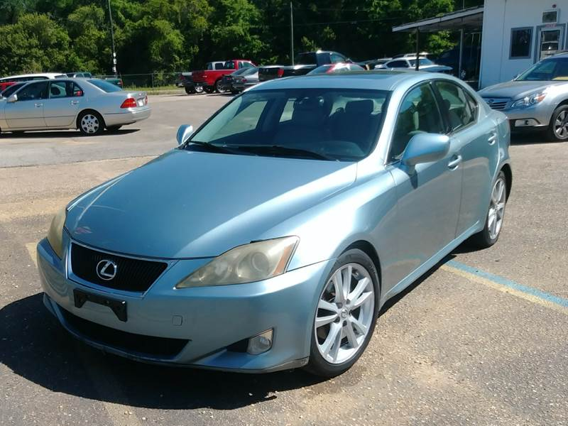 2007 Lexus IS 250 For Sale At US Autos In Mobile AL