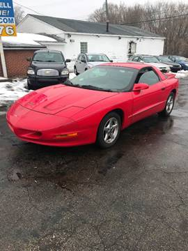 1996 Pontiac Firebird for sale in Waterford, MI