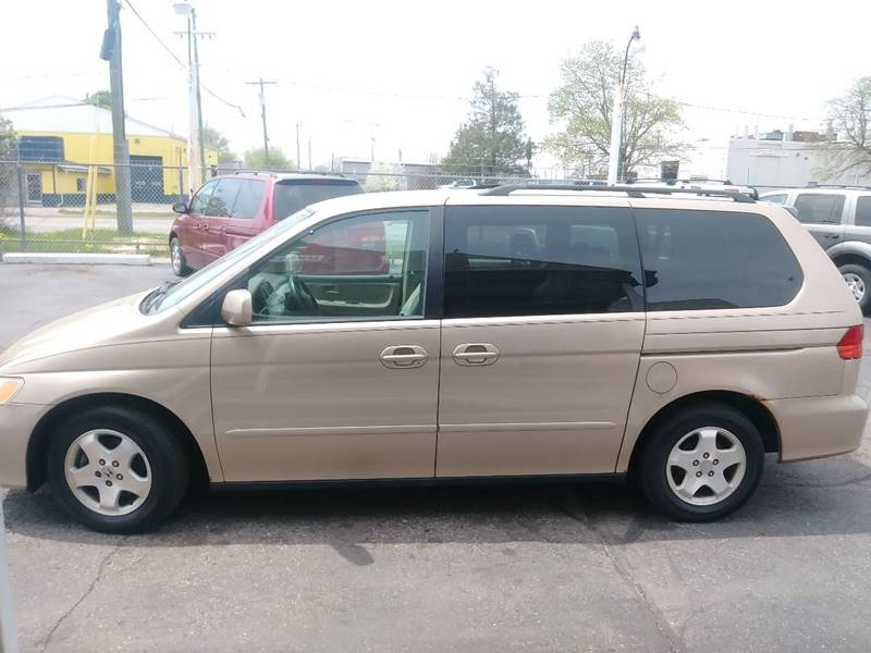 2001 Honda Odyssey For Sale At Macku0027s Auto Sales In Waterford MI
