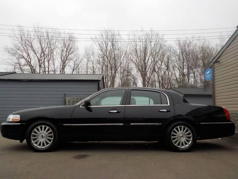 2004 Lincoln Town Car Ultimate In Waterford Mi Mack S Auto Sales