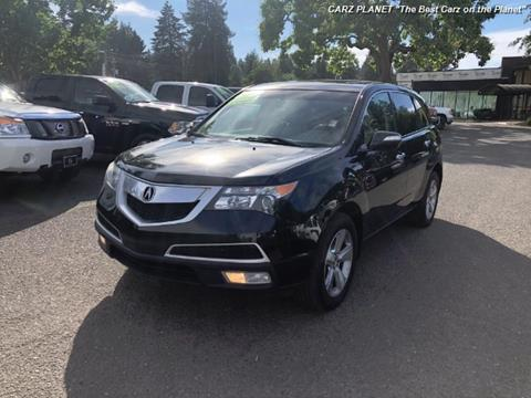 2013 acura mdx for sale in oregon. Black Bedroom Furniture Sets. Home Design Ideas