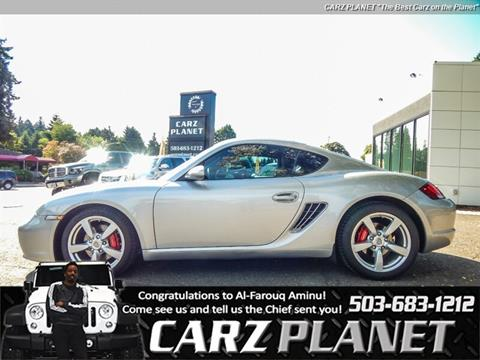 2006 Porsche Cayman for sale in Gladstone, OR