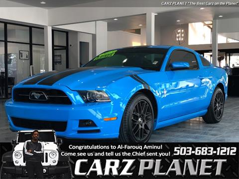 2013 Ford Mustang for sale in Gladstone, OR
