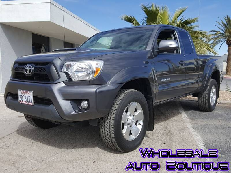 off trd doublecab trucks in sale road for tacoma toyota wilmington