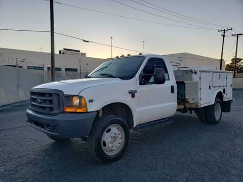 2000 Ford F-450 Super Duty for sale in Las Vegas, NV