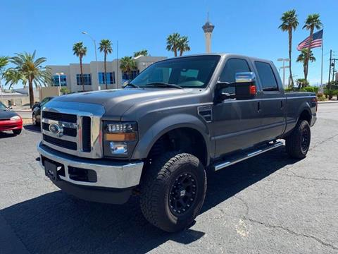 2009 Ford F-250 Super Duty for sale in Las Vegas, NV