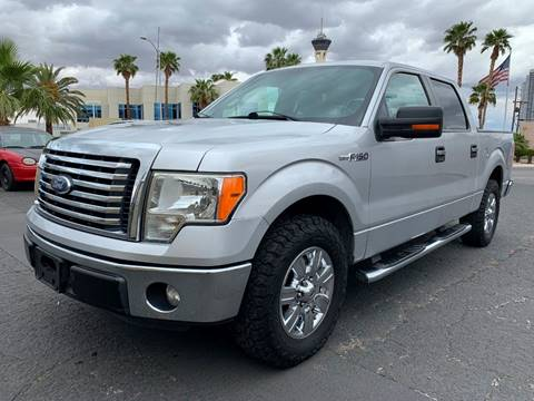 2011 Ford F-150 for sale in Las Vegas, NV