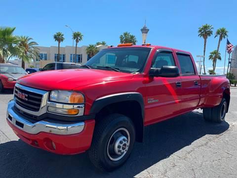 2004 GMC Sierra 3500 for sale in Las Vegas, NV