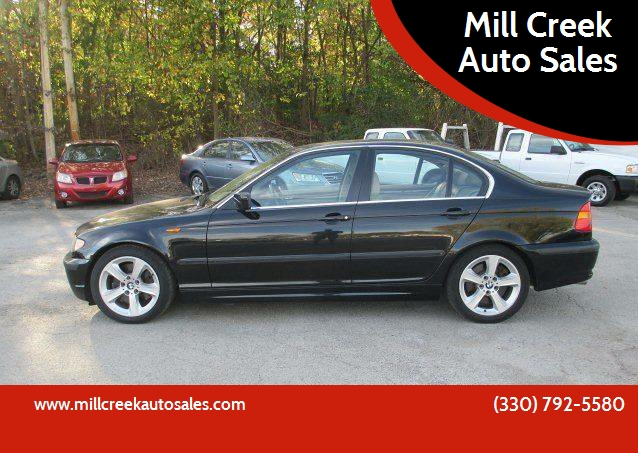 2005 Bmw 3 Series 330i 4dr Sedan In Youngstown Oh Mill