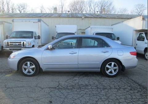 2005 Honda Accord for sale at Mill Creek Auto Sales in Youngstown OH
