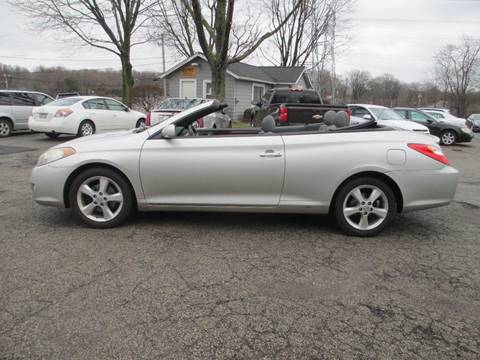 Elegant 2005 Toyota Camry Solara For Sale In Youngstown, OH