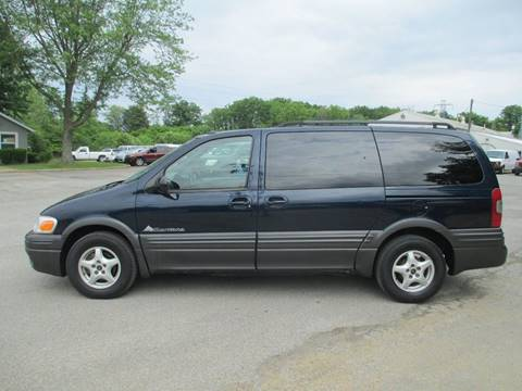 2005 Pontiac Montana for sale in Youngstown, OH