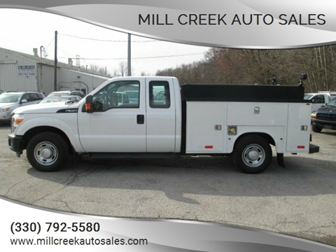 2011 Ford F-350 Super Duty for sale in Youngstown, OH