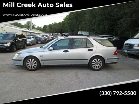 2003 Saab 9-5 for sale in Youngstown, OH