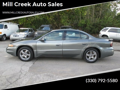 2004 Pontiac Bonneville for sale in Youngstown, OH