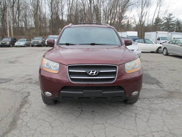 2009 Hyundai Santa Fe Limited (image 3)