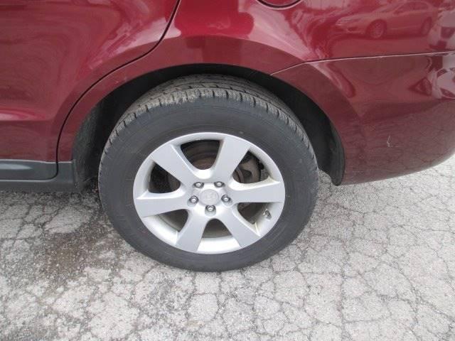 2009 Hyundai Santa Fe Limited (image 7)
