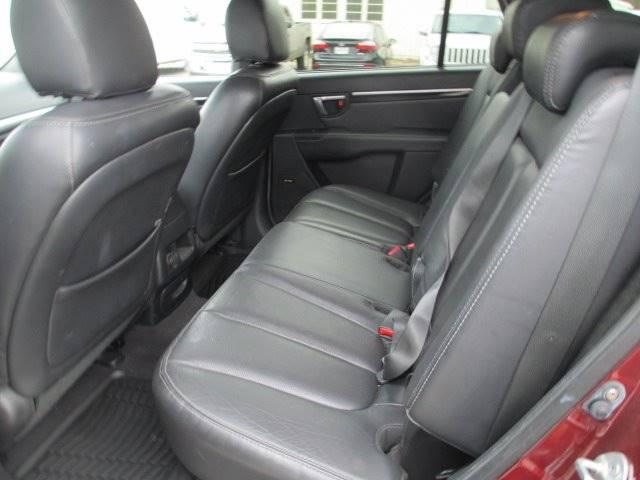 2009 Hyundai Santa Fe Limited (image 8)