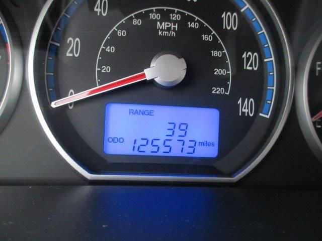 2009 Hyundai Santa Fe Limited (image 11)