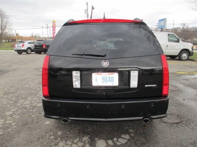 2006 Cadillac SRX (image 5)