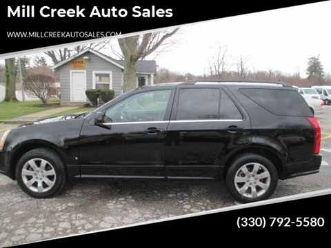 2006 Cadillac SRX for sale at Mill Creek Auto Sales in Youngstown OH