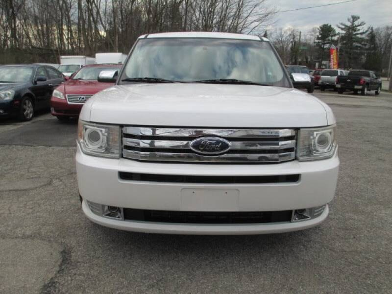 2010 Ford Flex Limited (image 3)
