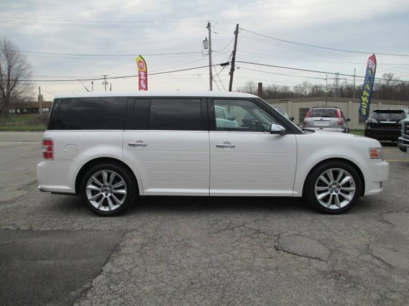 2010 Ford Flex Limited (image 4)