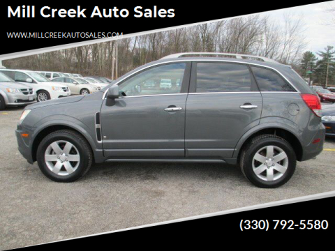 2008 Saturn Vue XR for sale at Mill Creek Auto Sales in Youngstown OH
