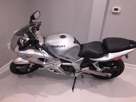 2002 Suzuki SV650 for sale in Manchester, MD