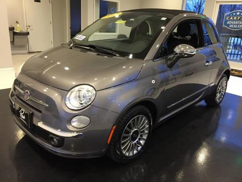 2012 FIAT 500c for sale in Manchester, MD