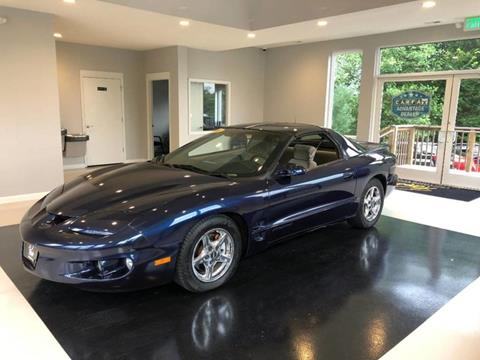 1998 Pontiac Firebird for sale in Manchester, MD