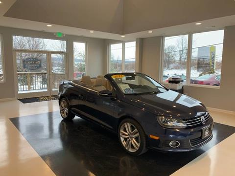 2012 Volkswagen Eos for sale in Manchester, MD