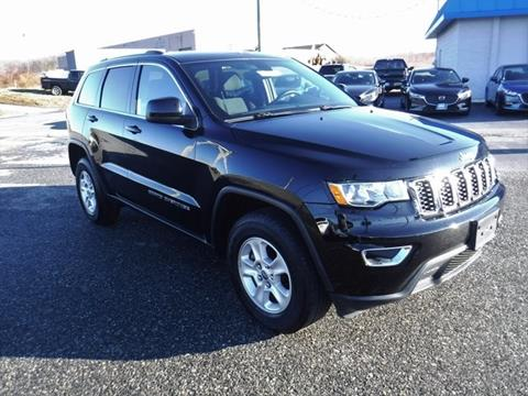 2017 Jeep Grand Cherokee for sale in Manchester, MD